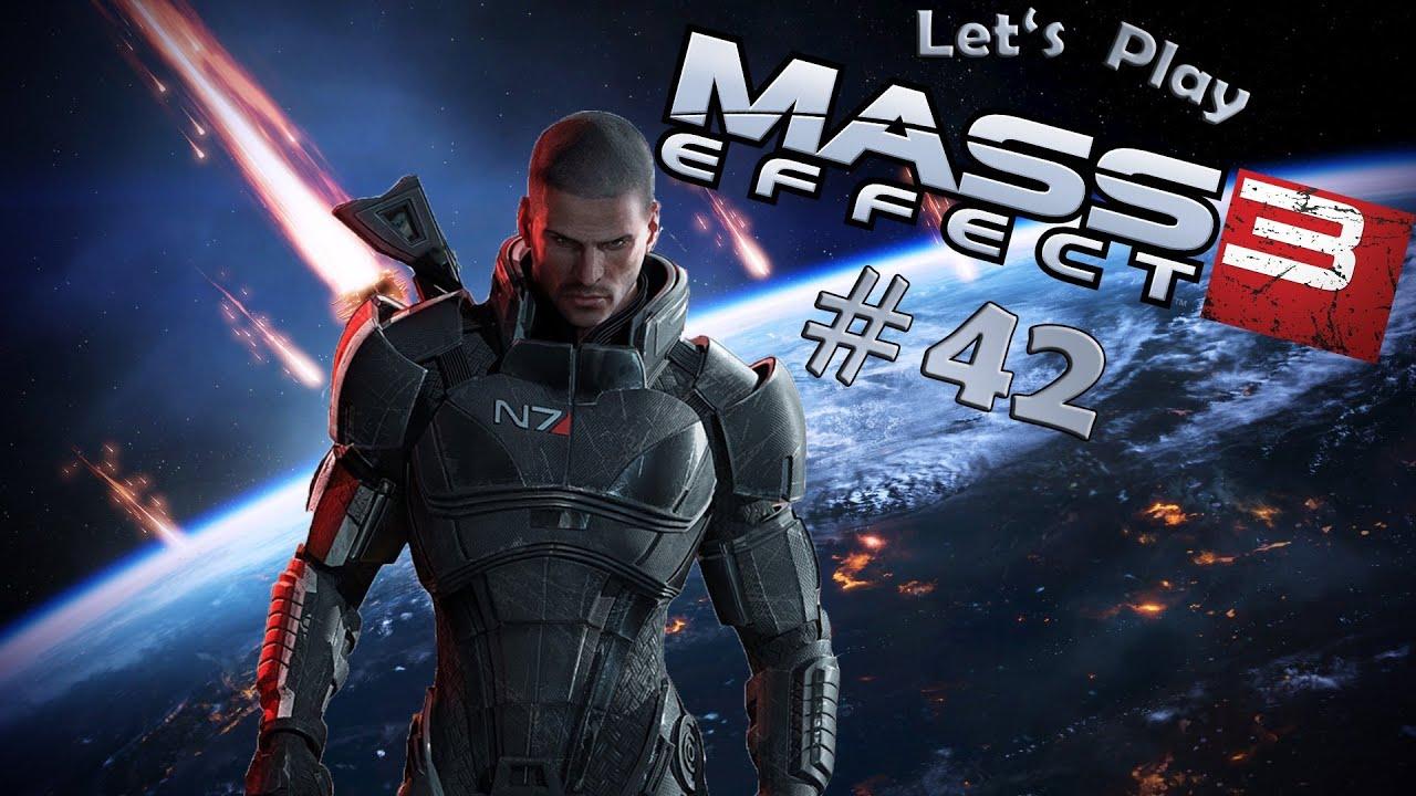 MASS EFFECT 3 #42 - Mr. Jacob Taylor