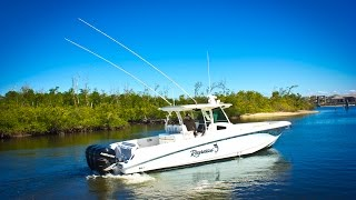 """Regressus"" 37' 2014 Boston Whaler ""Outrage"" for sale"