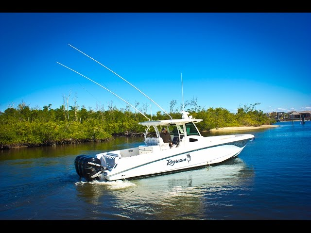 Regressus 37 2014 Boston Whaler Outrage for sale