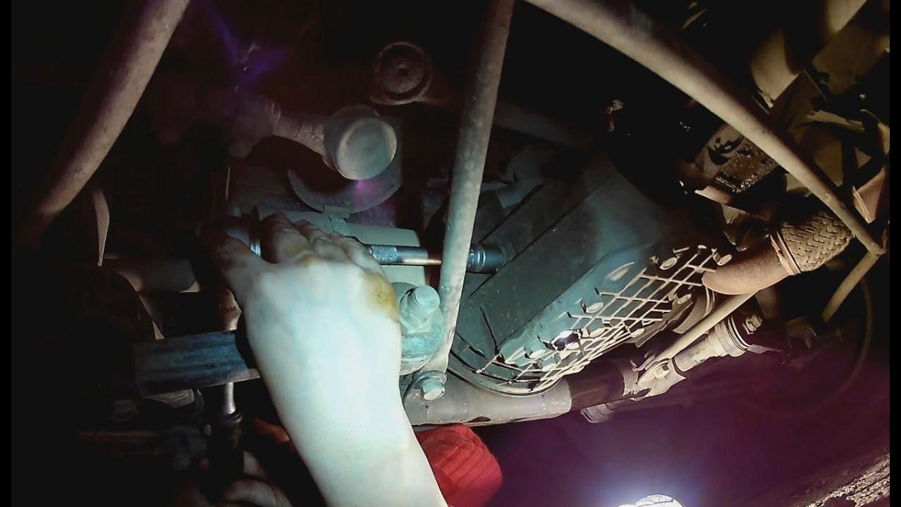 Нива 2121 замена масла в двигателе и всей трансмиссии