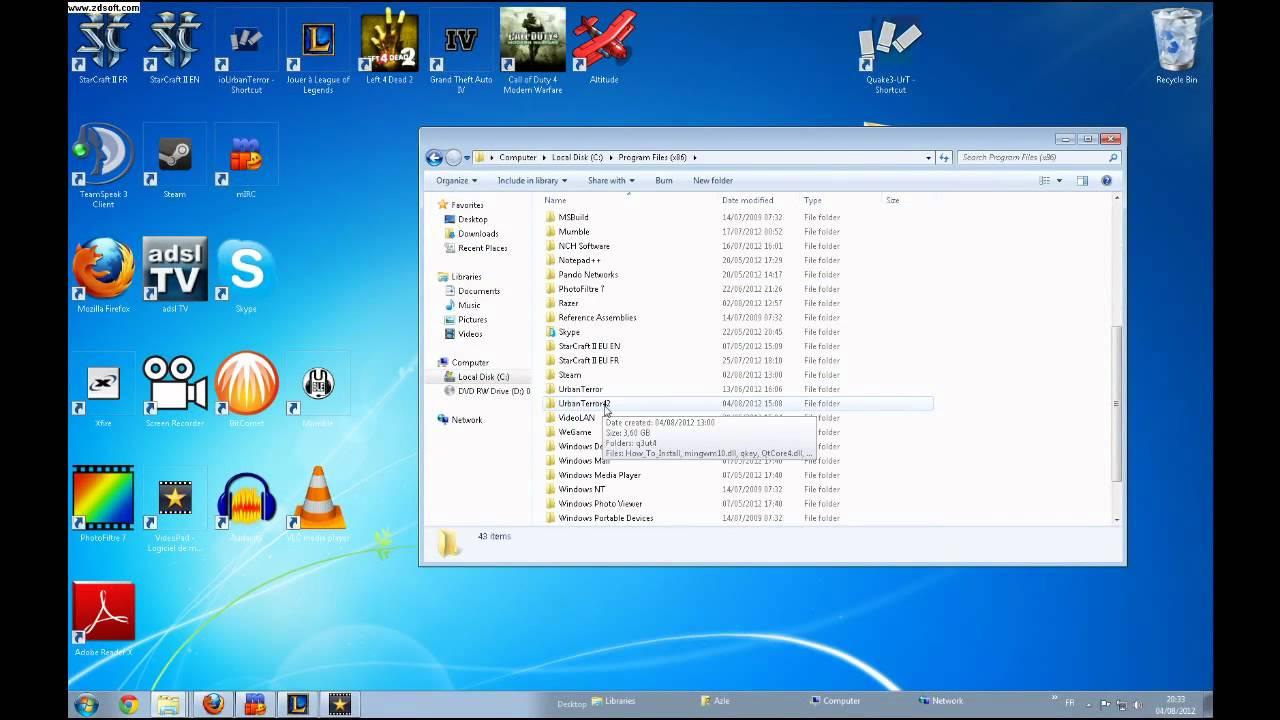 URBAN 4.2 PC TERROR TÉLÉCHARGER GRATUITEMENT