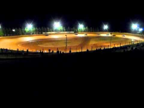 Rolling Thunder Raceway(PURE STOCK 4's RACE) 9-13-13