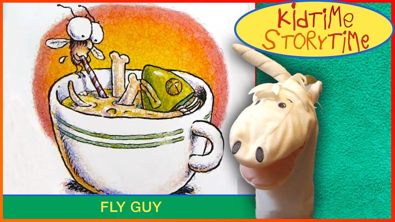 Fly Guy #2: Super Fly Guy! READ ALOUD