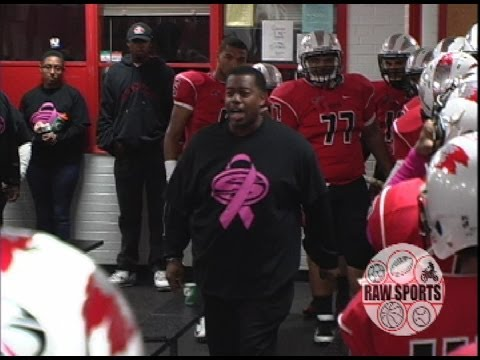 """HOLD THE ROPE"" Best Football Locker Room Speech Ever! by Coach Joe Headen"