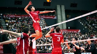 The Most Powerful Volleyball Spikes  | World Cup 2019 HD