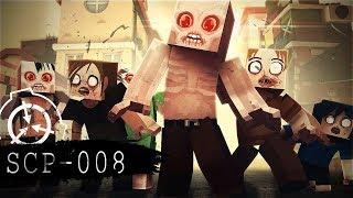 "Minecraft SCP Foundation! - SCP-008 ""ZOMBIE PLAGUE"" [S3E5]"