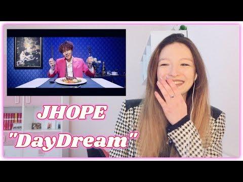 "J-HOPE ""Daydream"" [MV] REACTION | Lili White"