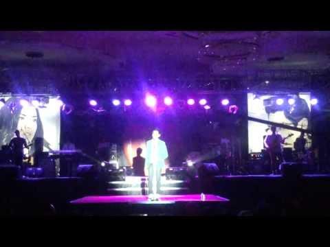 Afgan - Jodoh Pasti Bertemu @ Mega Concert Love Collaboration Afgan & Raisa Medan 22 Juni 2013