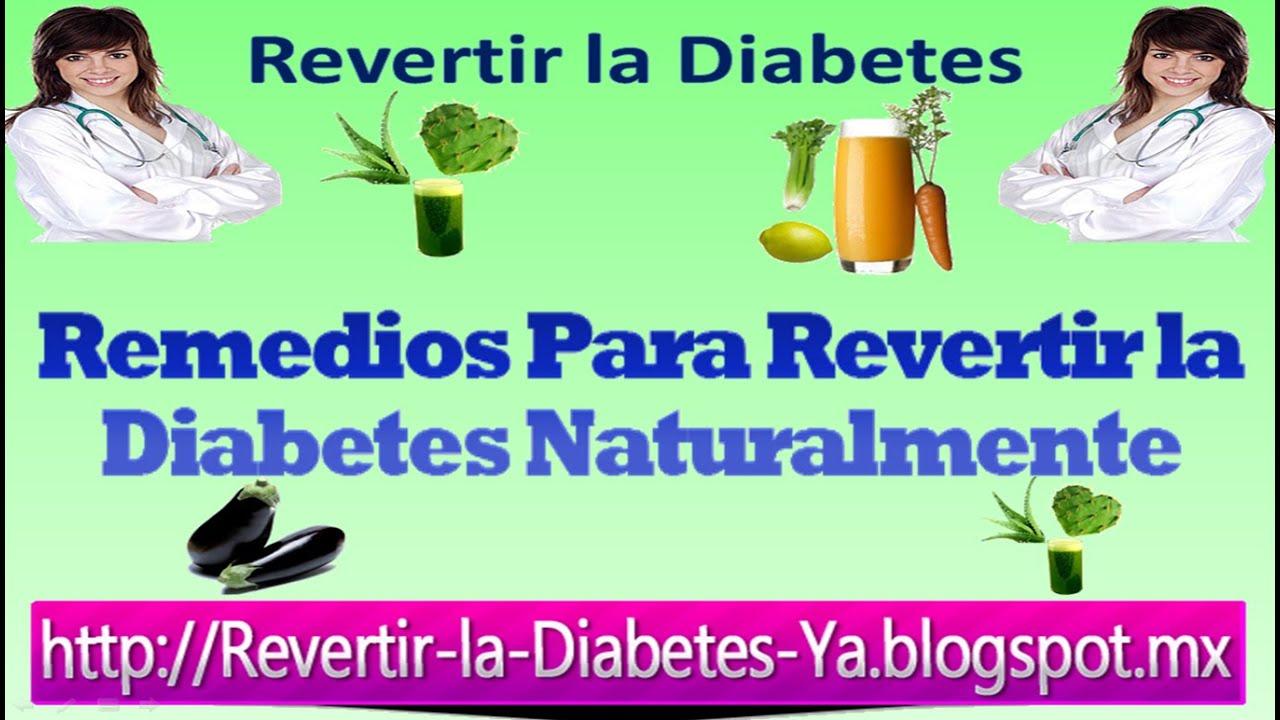 [ Como Revertir la Diabetes ] [ se puede curar la diabetes