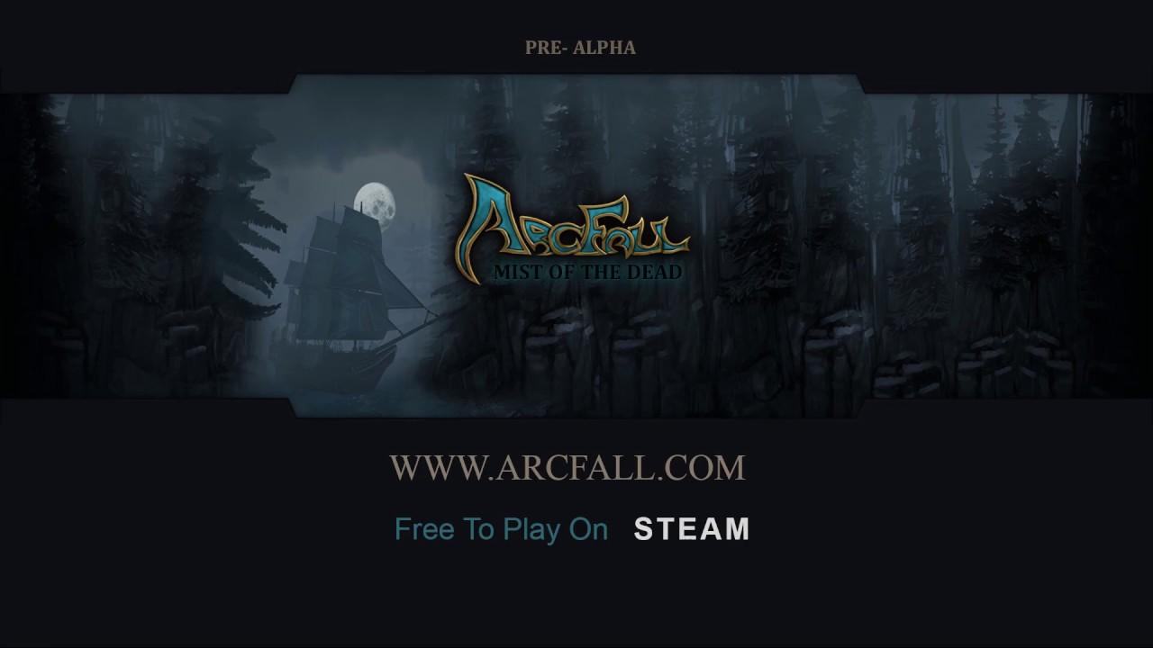 Arcfall - MMORPG com