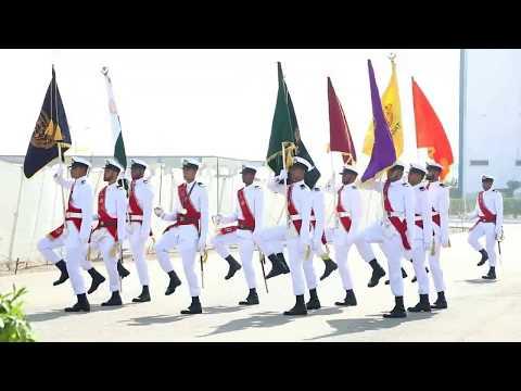 Pakistan Marine Academy 54th Passing Out Parade 2017 | PMA