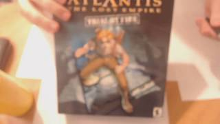 Atlantis The Lost Empire: Trial By Fire (PC) Unboxing