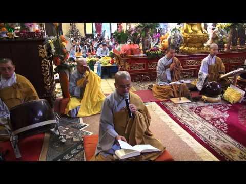 Tụng Kinh Vu Lan - Tỳ Kheo Ni