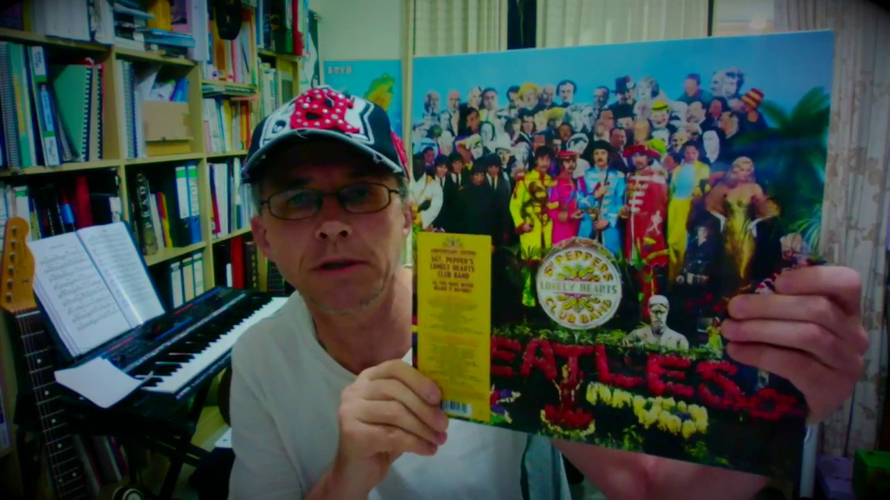 Sgt Pepper 50th Anniversary Double Vinyl Edition Review