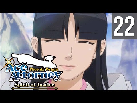 Phoenix Wright: Spirit of Justice #22 ~ The Rite of Turnabout - Investigation, Day 1 (1/5)