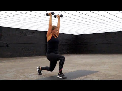 [ PREVIEW ] 30-Minute Quick 'N' Dirty HIIT Workout (feat. Sarah Kusch) // MDTV058