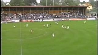 WWC 1995: Briana Scurry gets red card; Mia Hamm plays in goal