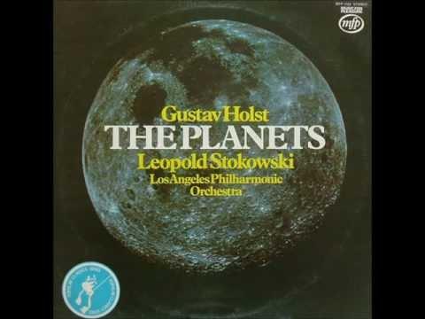 Holst: The Planets (Stokowski - L.A. Philharmonic - 1956)