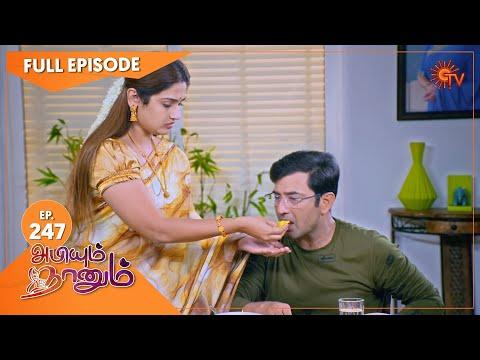 Abiyum Naanum - Ep 247   17 Aug 2021   Sun TV Serial   Tamil Serial