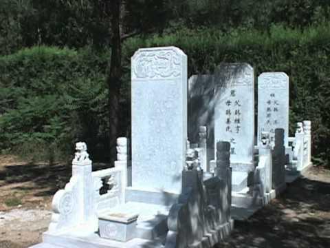 Burial Plot of China's Last Emperor Still Holds Allure