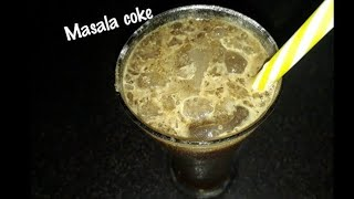 Masala coke | Summer special Masala cold drink recipe |