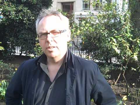 Graham Henderson - Poet in the City video 2