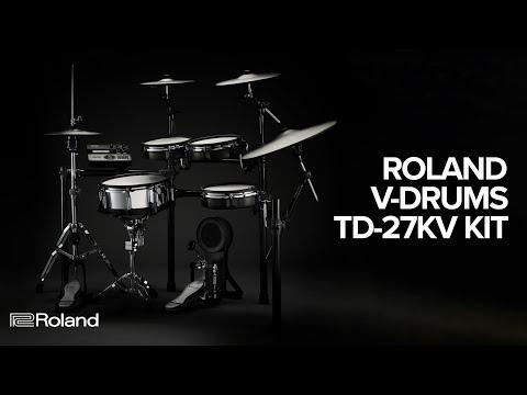 Roland V-Drums TD-27KV Electronic Drum Kit
