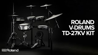 Roland V-Drums TD-27KV Electronic Drum Kit