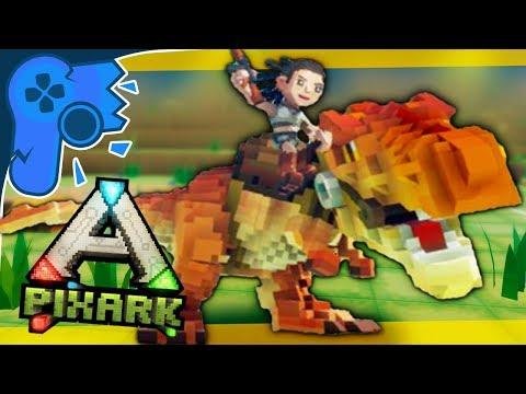 PixARK | Havin' A Bash