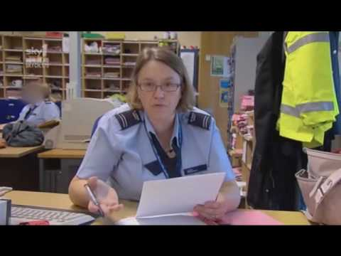Thumbnail: UK Border Force - Funniest interview ever with transgender Canadian woman