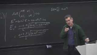 Mathematical Physics 02 - Carl Bender