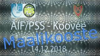 Maalikooste ÅIF/PSS  - Koovee (14.12.2018 C1-pojat 1.divisioonaa)