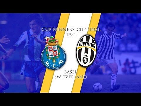 Final da Taça das Taças de 1984  - FC Porto vs Juventus
