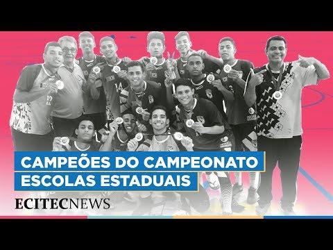 ECIT Enéas Carvalho é campeã dos Jogos das Escolas Estaduais
