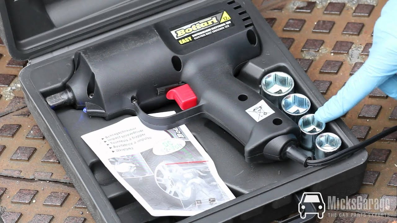 12 Volt Impact Wrench Tool Review