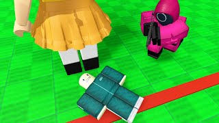 Roblox Squid Game BUT I Decided to PUSH People Again screenshot 4