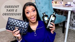 CURRENT FAVORITES & OBSESSIONS  LIFESTYLE & BEAUTY  NOVEMBER 2018