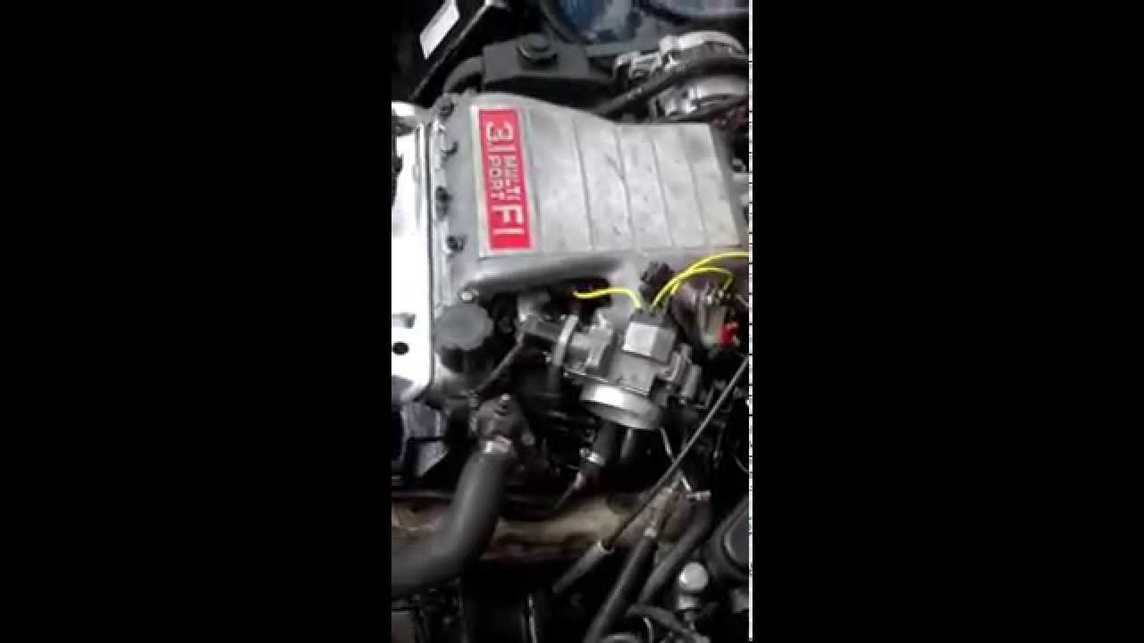 Chevrolet Lumina 1991 Engine