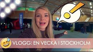 VLOGG: EN VECKA I STOCKHOLM