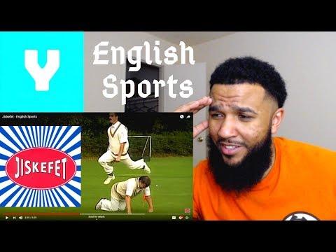 American Watches Jiskefet English Sports