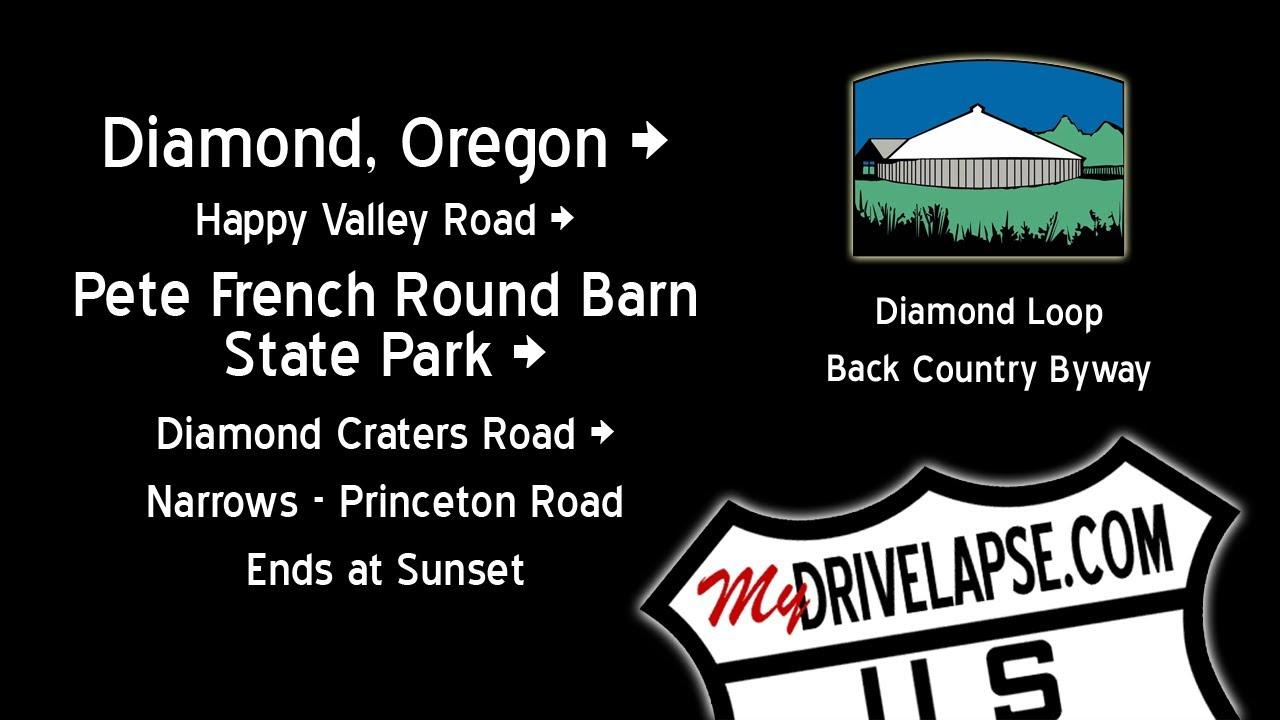 Oregon Outback: Diamond, Pete French Round Barn, Malheur ...