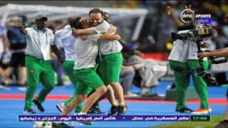 Can 2017 - خالد بيبو يكشف سبب النتيجة المفاجأة في مباراة الجابون وغينيا بيساو في مباراة الافتتاح