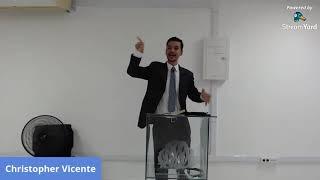 Exposição Bíblica em Hebreus 13.20-21 - Christopher Vicente