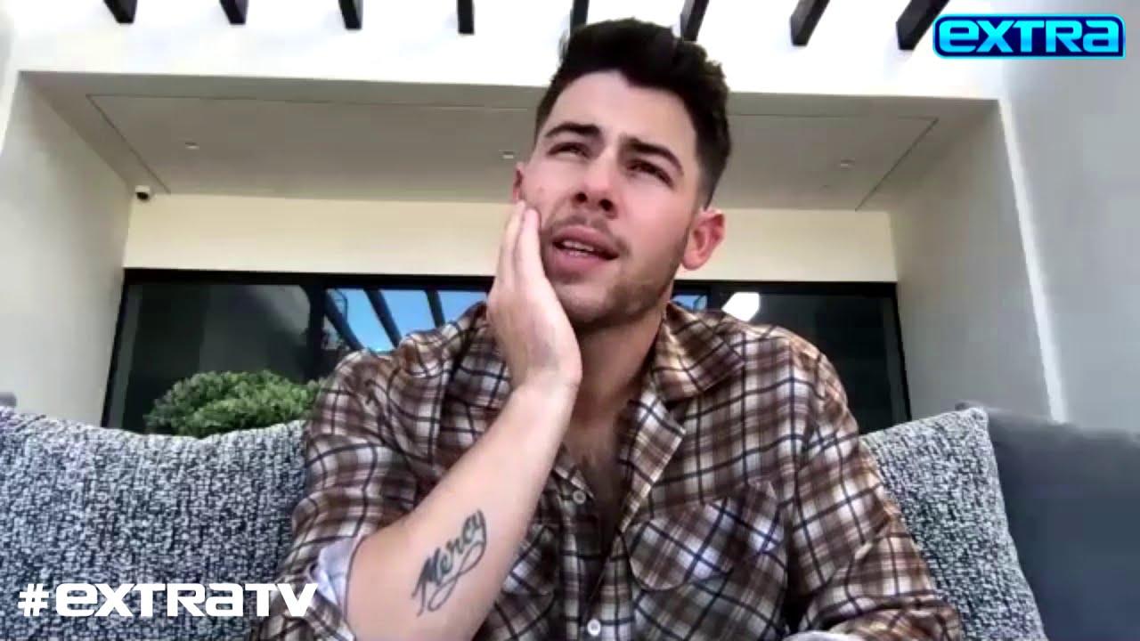 Nick Jonas Talks Quarantine Life with Priyanka Chopra ...