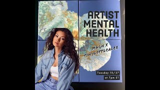 ARTIST MENTAL HEALTH BRAINS OUT LOUD PODCAST
