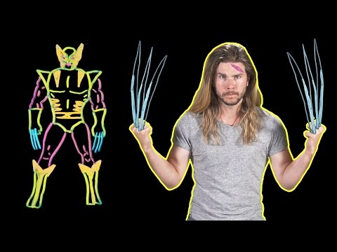 Are Wolverine's Claws Too Big For His Body? (Because Science w/ Kyle Hill)