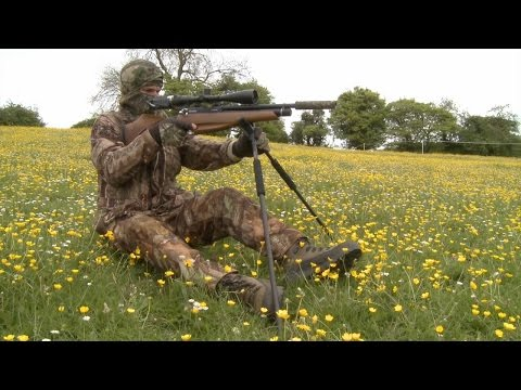 The Airgun Show – Stalking Summer Rabbits, plus Nick Jenkinson's Tips on Judging the Wind