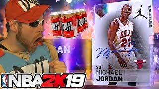 I risked it all for Galaxy Opal Michael Jordan NBA 2K19