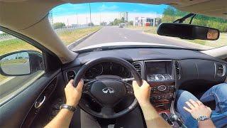2015 Infiniti QX50 - POV Test Drive