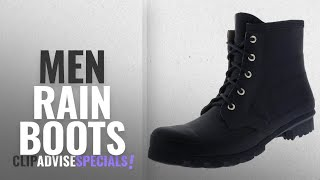 Military Rain Boots [ Winter 2018 ] | New & Popular